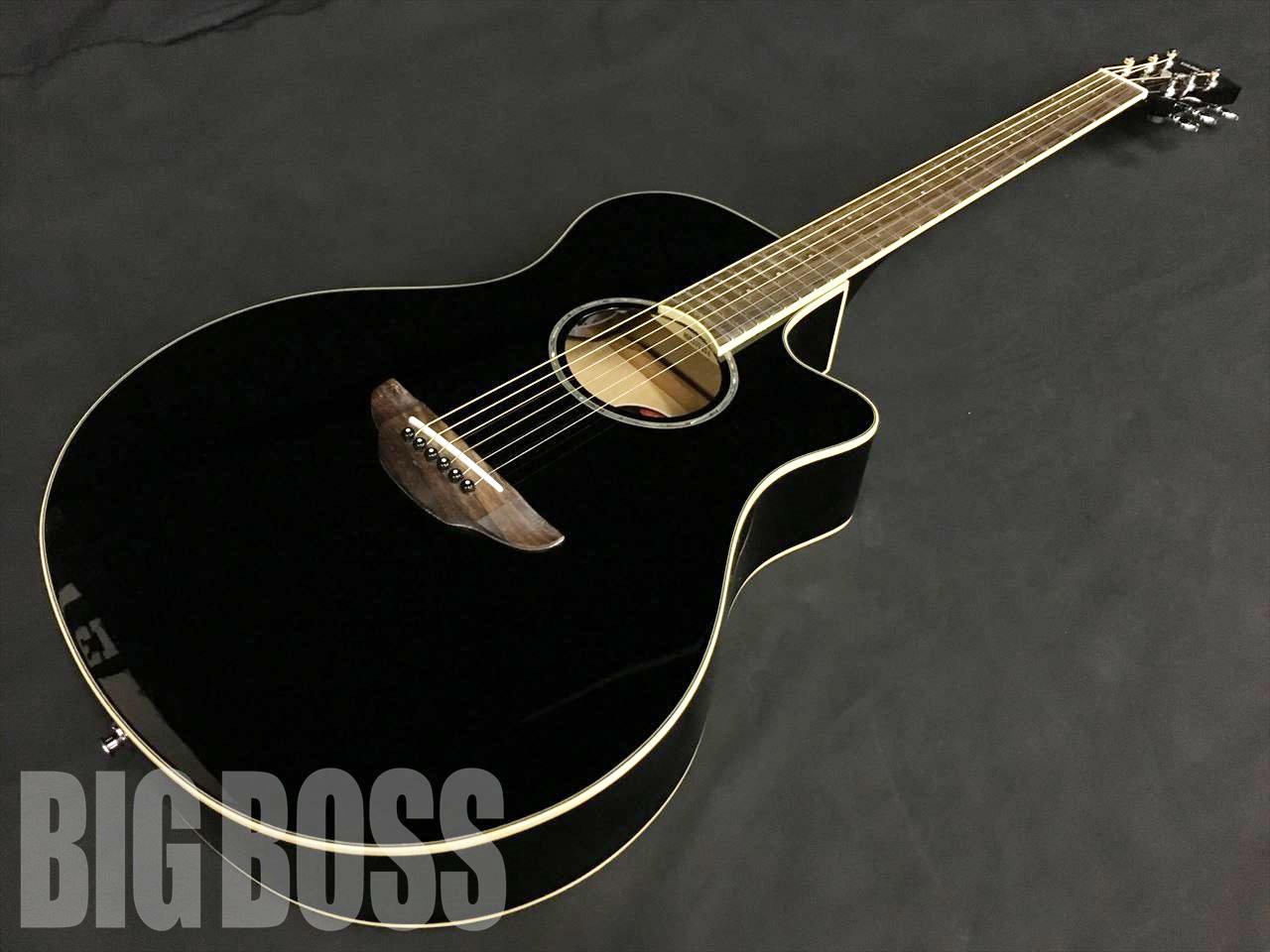 【即納可能】YAMAHA エレアコギター APX600 / Black