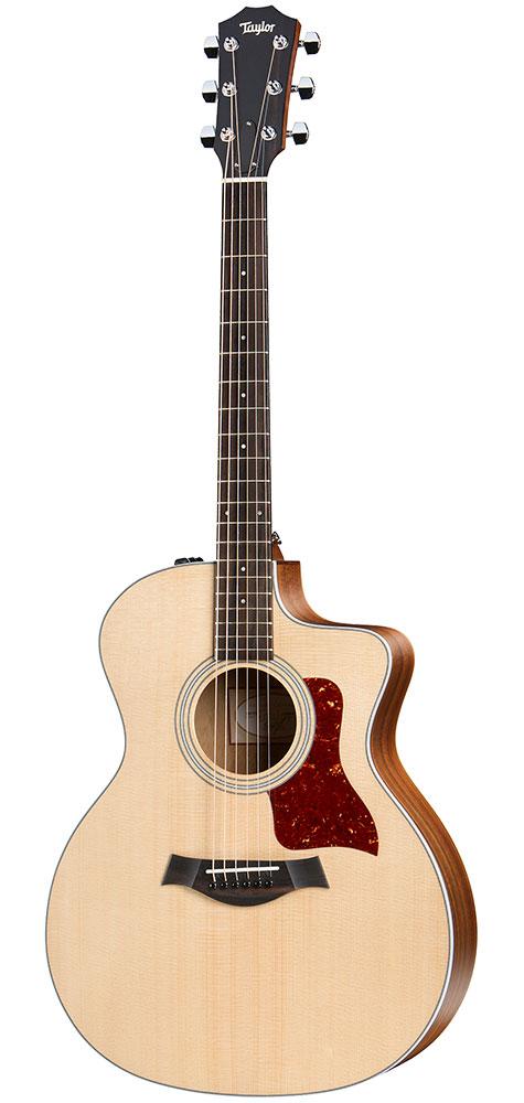 【アコースティックギター】Taylor 214ce-Koa