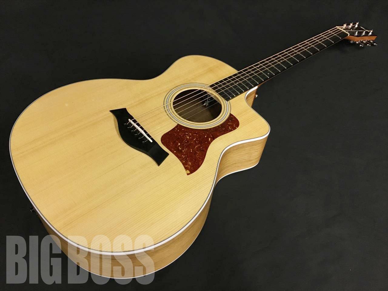 【即納可能】【アコースティックギター】Taylor 214ce-Koa