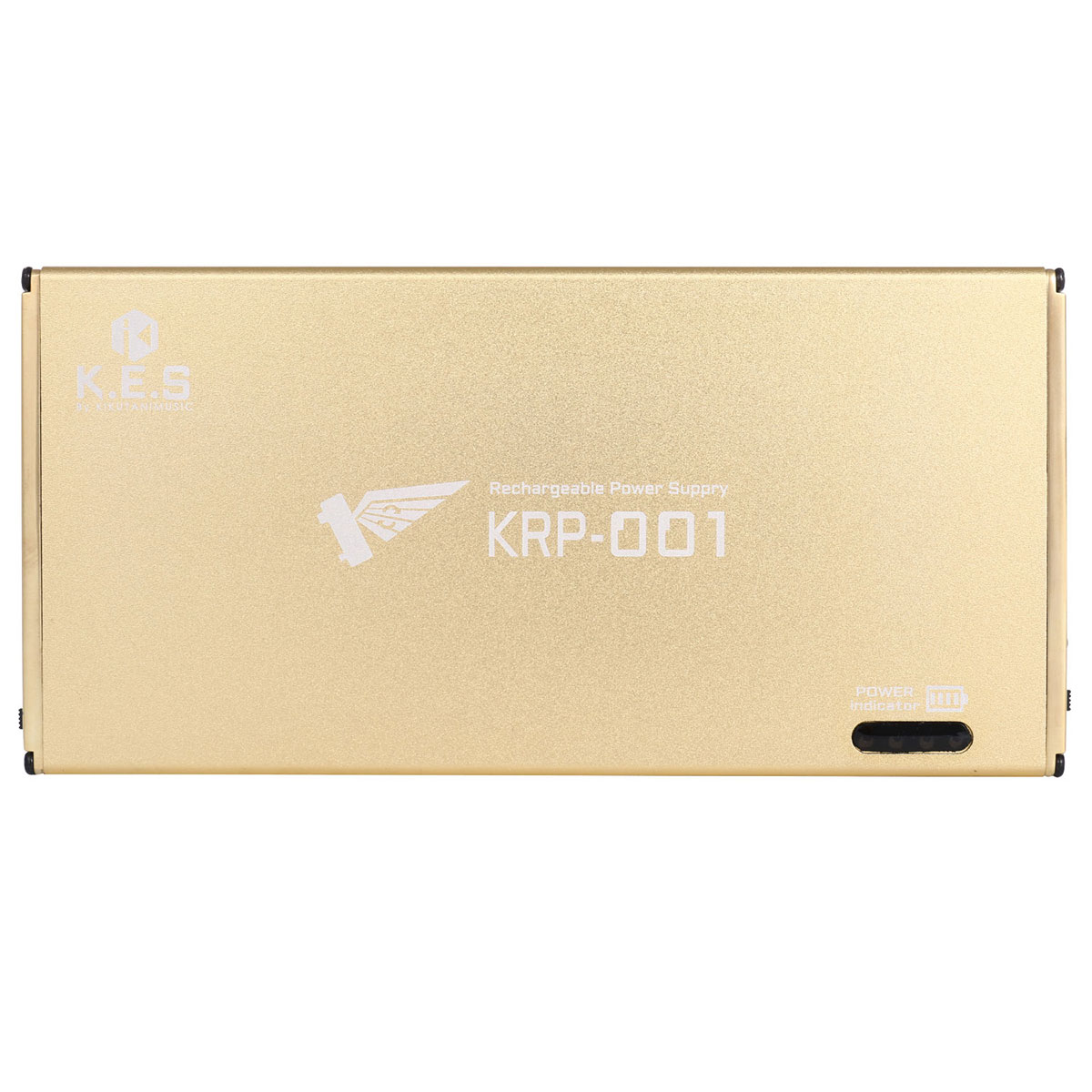 K.E.S. KRP-001 リチウムイオンバッテリー内蔵パワーサプライ