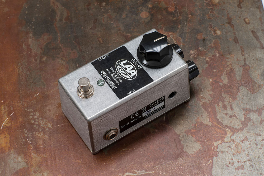 LAA-custom ST81 CLASS A POWER BOOST