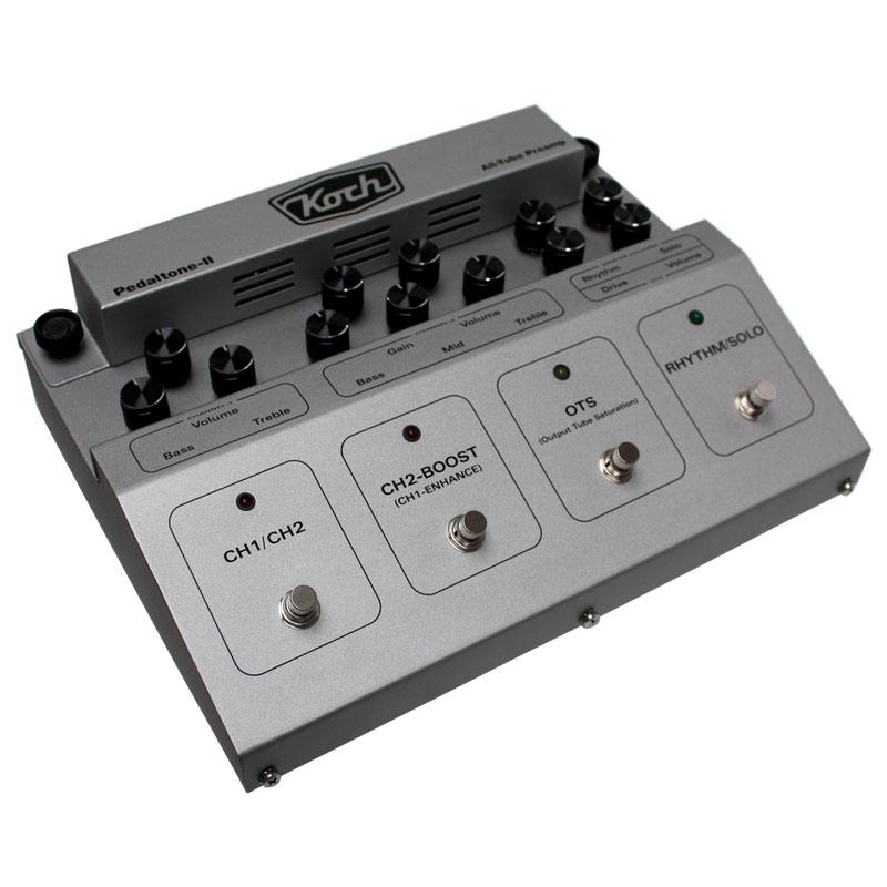 【受注生産:納期5~6ヶ月】Koch Pedaltone 4 II