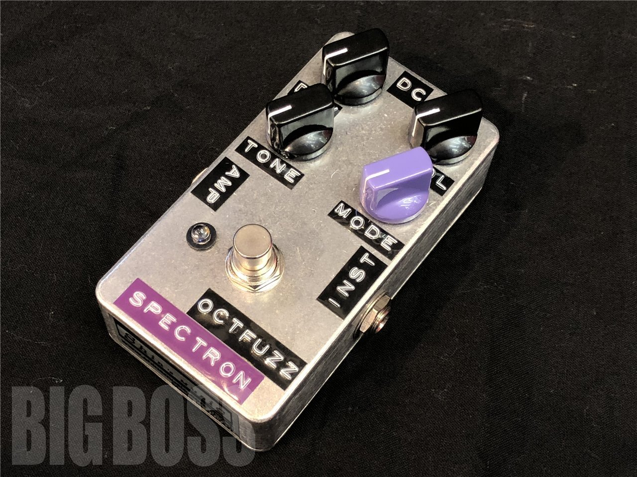 【受注生産】Shin's Music / SPECTRON OCT FUZZ