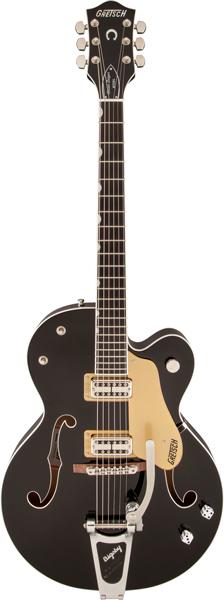 Gretsch G6120SSU Brian Setzer Nashville / Black