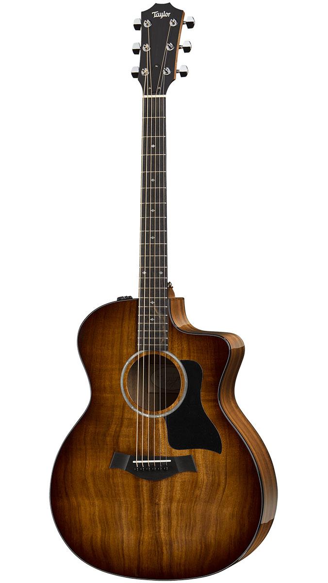 激安人気新品 【メーカーお取り寄せ品】【エレアコギター】Taylor 224ce-Koa-DLX[国内正規品], natural sunny 5c724199