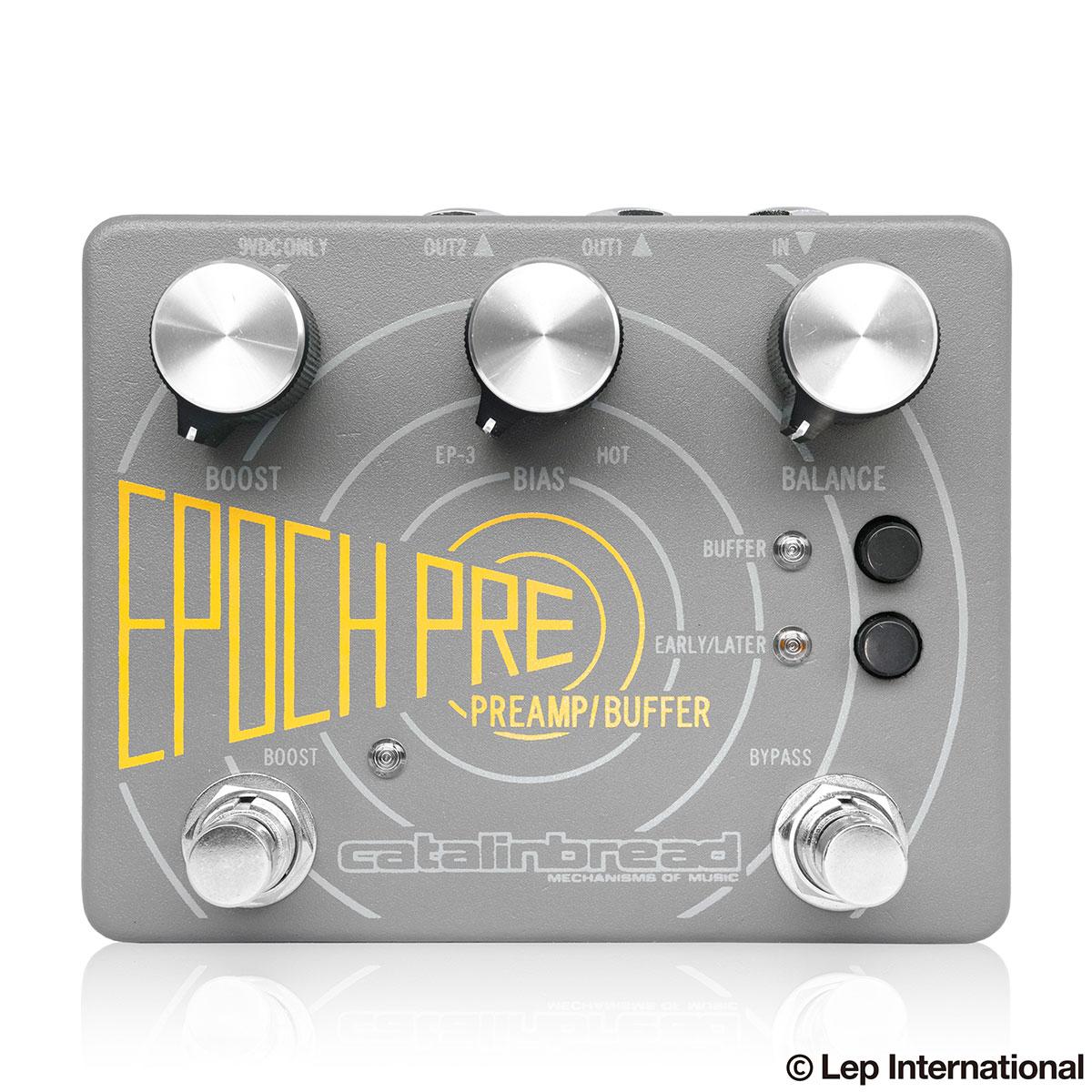 【受注生産】catalinbread / Epoch Pre