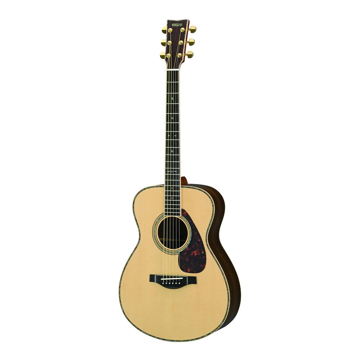 【受注生産】YAMAHA アコースティックギター LS56 CUSTOM ARE / Natural