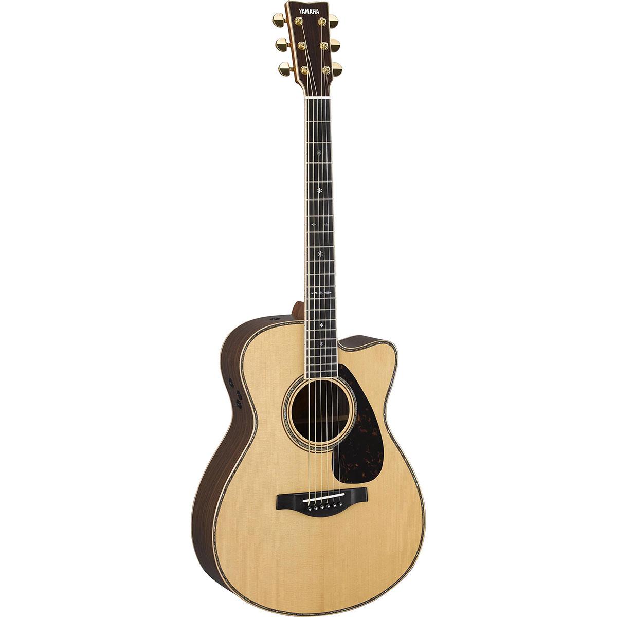 【受注生産】YAMAHA エレアコギター LSX36C ARE / Natural