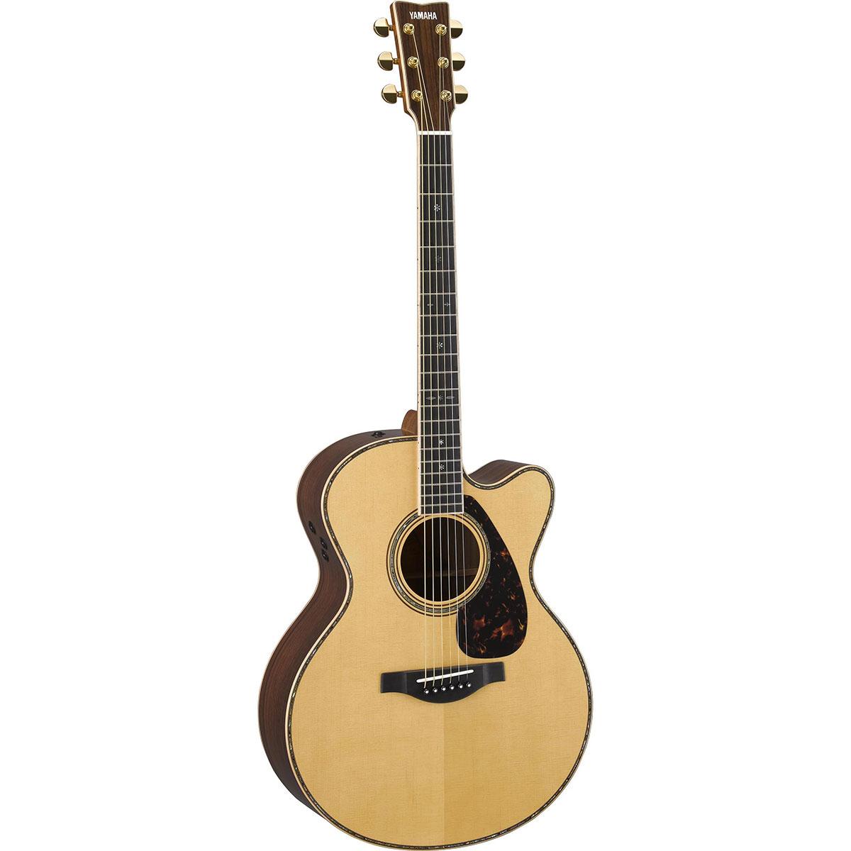 【受注生産】YAMAHA エレアコギター LJX36C ARE / Natural