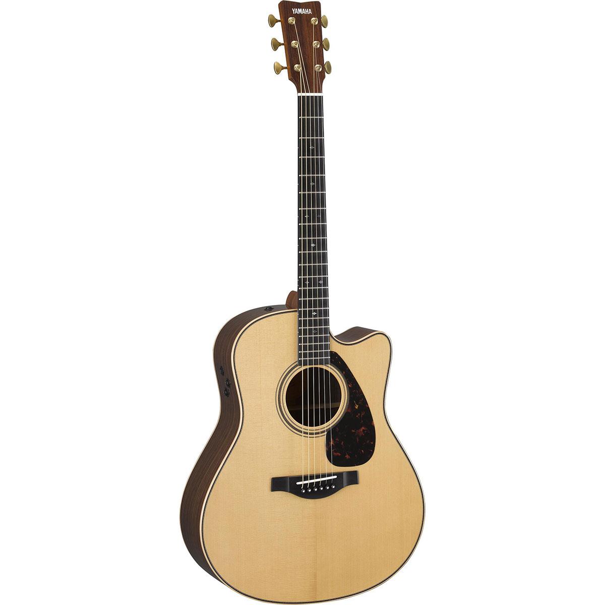 【受注生産】YAMAHA エレアコギター LLX26C ARE / Natural
