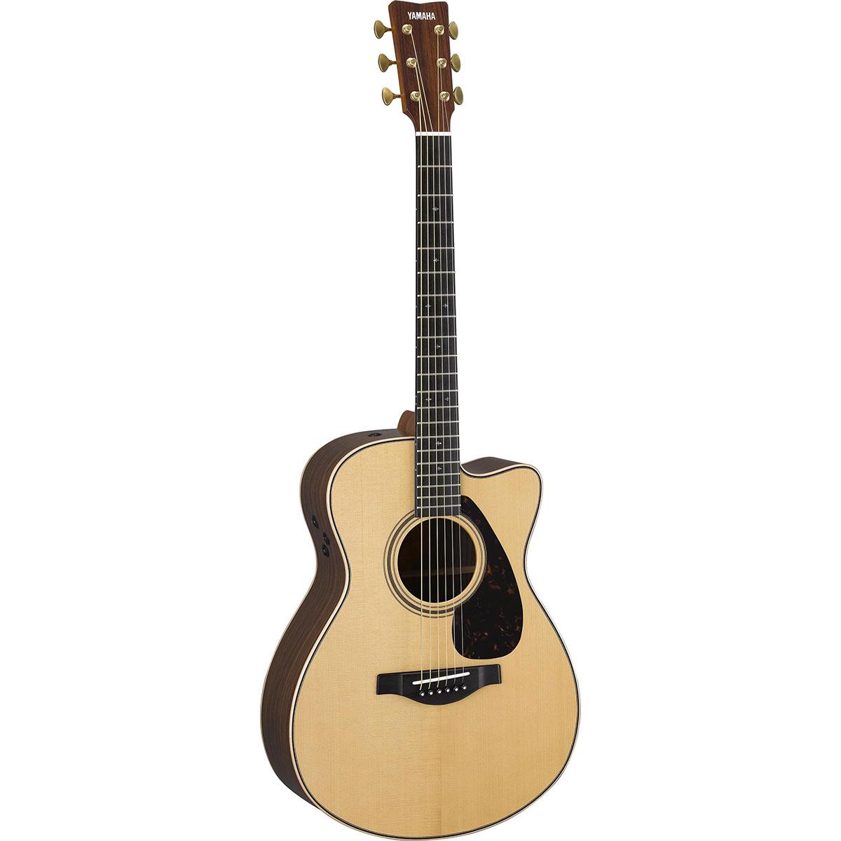 【受注生産】YAMAHA エレアコギター LSX26C ARE / Natural