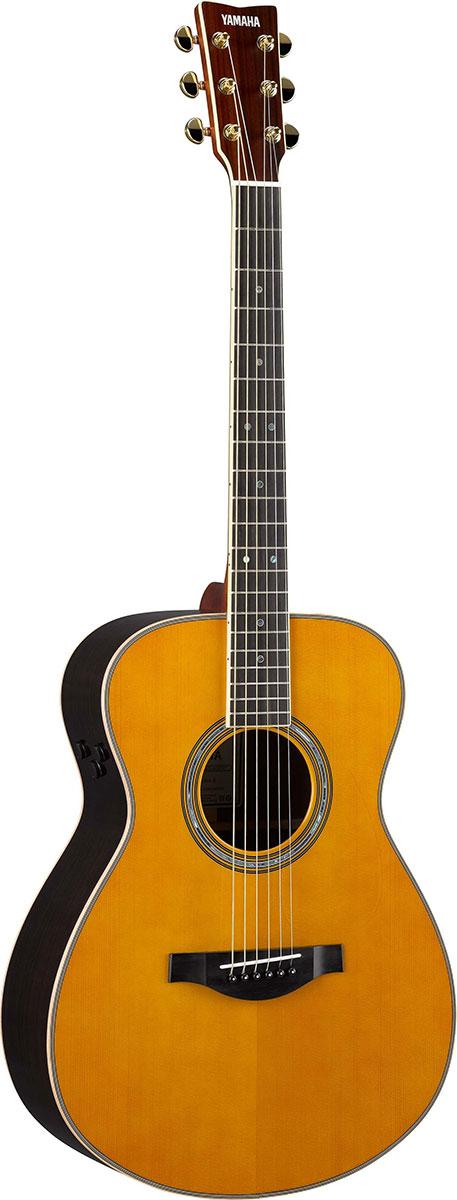 【メーカーお取り寄せ品】YAMAHA トランスアコースティックギター LS-TA / ヴィンテージティント