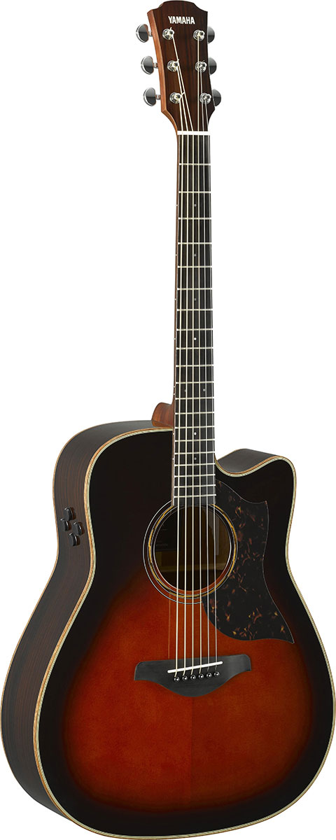 YAMAHA エレアコギター A3R ARE / TOBACCO BROWN SUNBURST