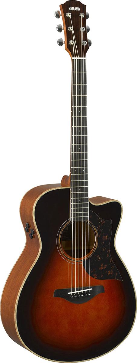 YAMAHA エレアコギター AC3M ARE / TOBACCO BROWN SUNBURST
