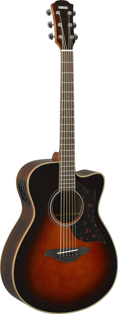 YAMAHA エレアコギター AC1R / TOBACCO BROWN SUNBURST