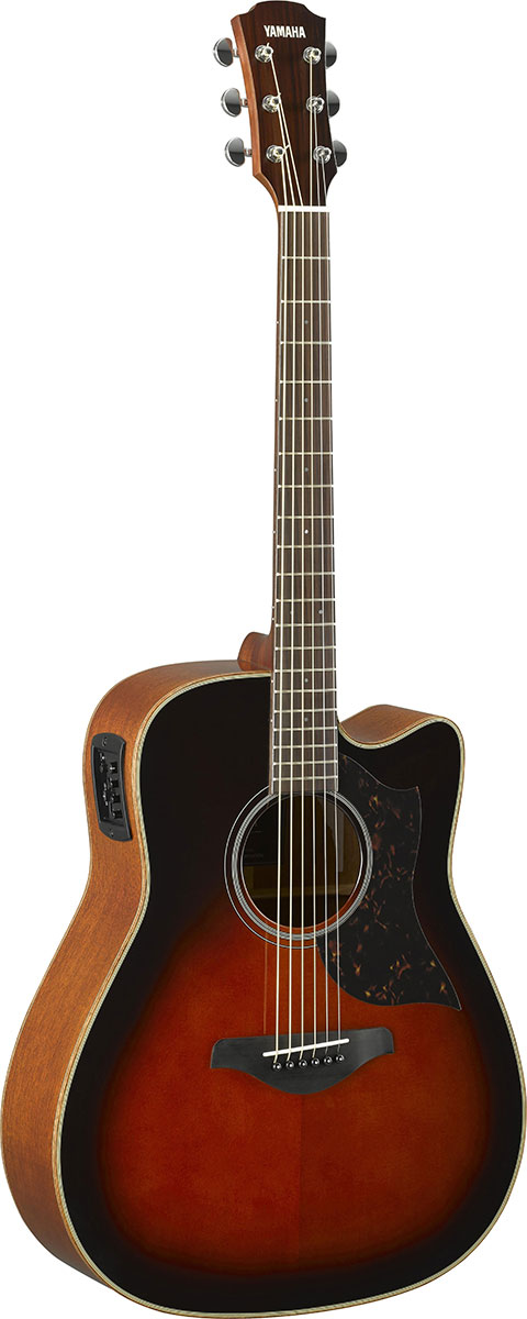 YAMAHA エレアコギター A1M / TOBACCO BROWN SUNBURST