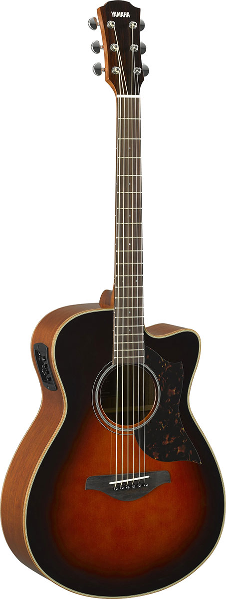 YAMAHA エレアコギター AC1M / TOBACCO BROWN SUNBURST
