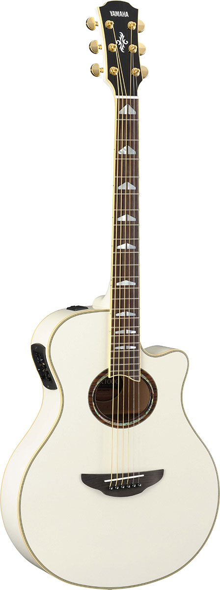 YAMAHA エレアコギター APX1000 / Pearl White