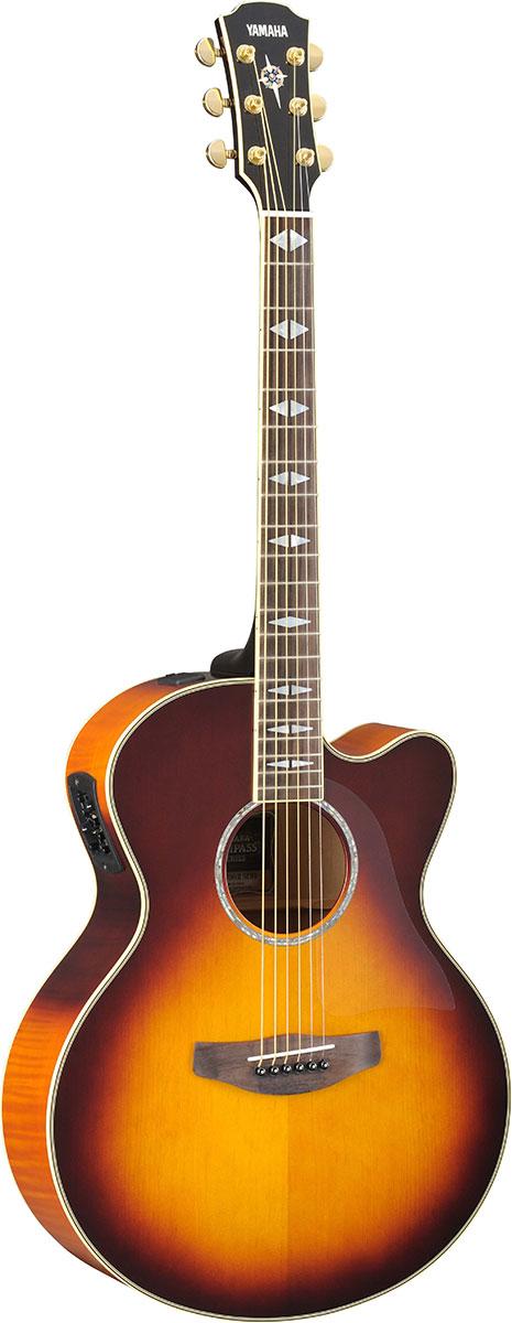 YAMAHA エレアコギター CPX1000 / Brown Sunburst