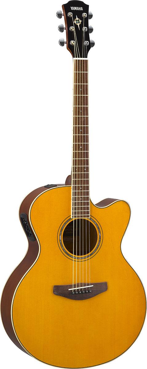 YAMAHA エレアコギター CPX600 / Natural