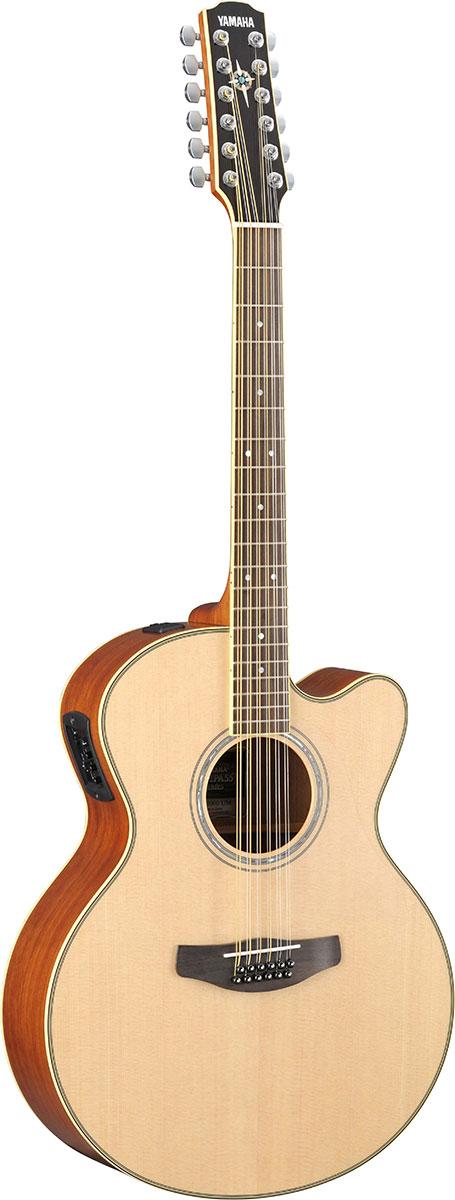 YAMAHA エレアコギター CPX700II-12 / Natural