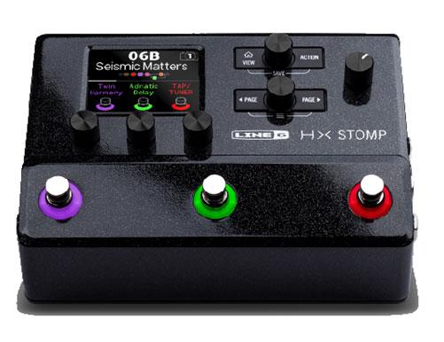 【新製品】【次回入荷11月末予定 STOMP・ご予約商品/】LINE6/ HX HX STOMP, スニーカーケース:6bd09509 --- arvoreazul.com.br