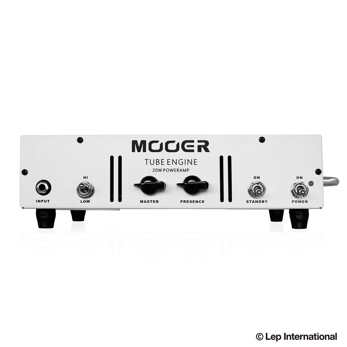 【納期1〜2ヶ月】Mooer / Tube Engine