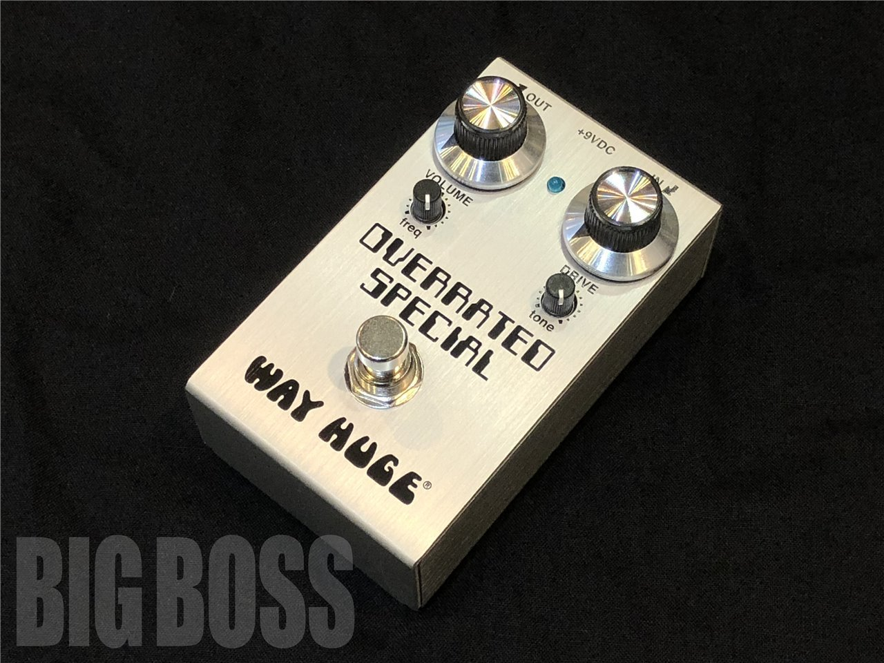 Way Huge WM28 SMALLS OVERRATED SPECIAL OVERDRIVE
