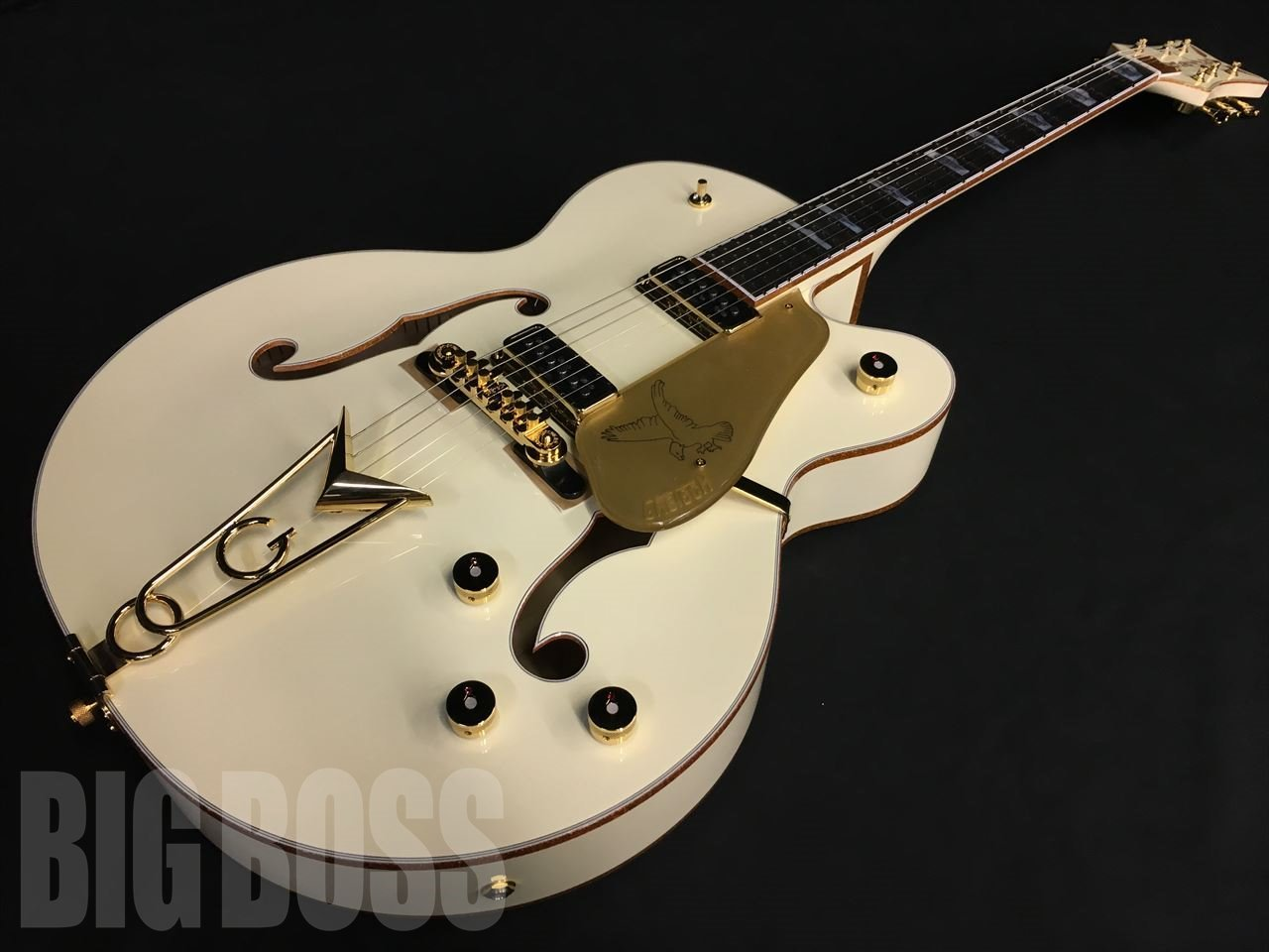 【即納可能】GRETSCH G6136-55 VS Vintage Select Edition '55 Falcon