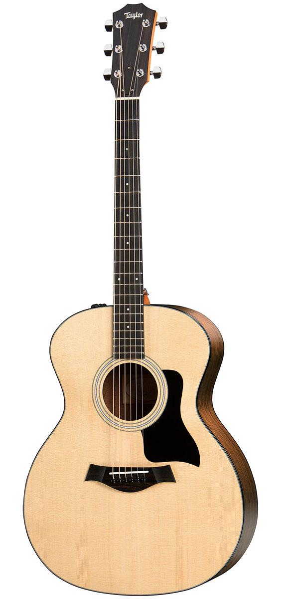 【エレアコギター】Taylor 114e-Walnut