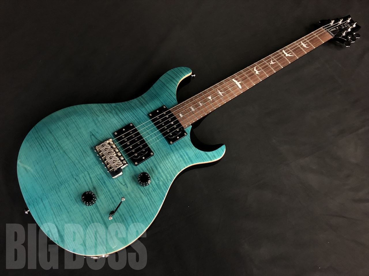 【即納可能】Paul Reed Smith(PRS) SE Custom 24 (Sapphire) #R12907