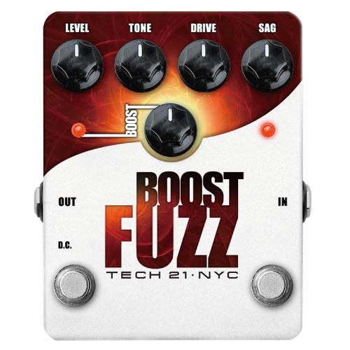 Tech 21 / Boost FUZZ
