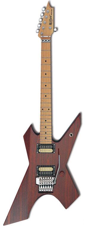 【受注生産】Killer KG-PIRATES MK II / Antique Brown [キラー][パイレーツ][エレキギター]
