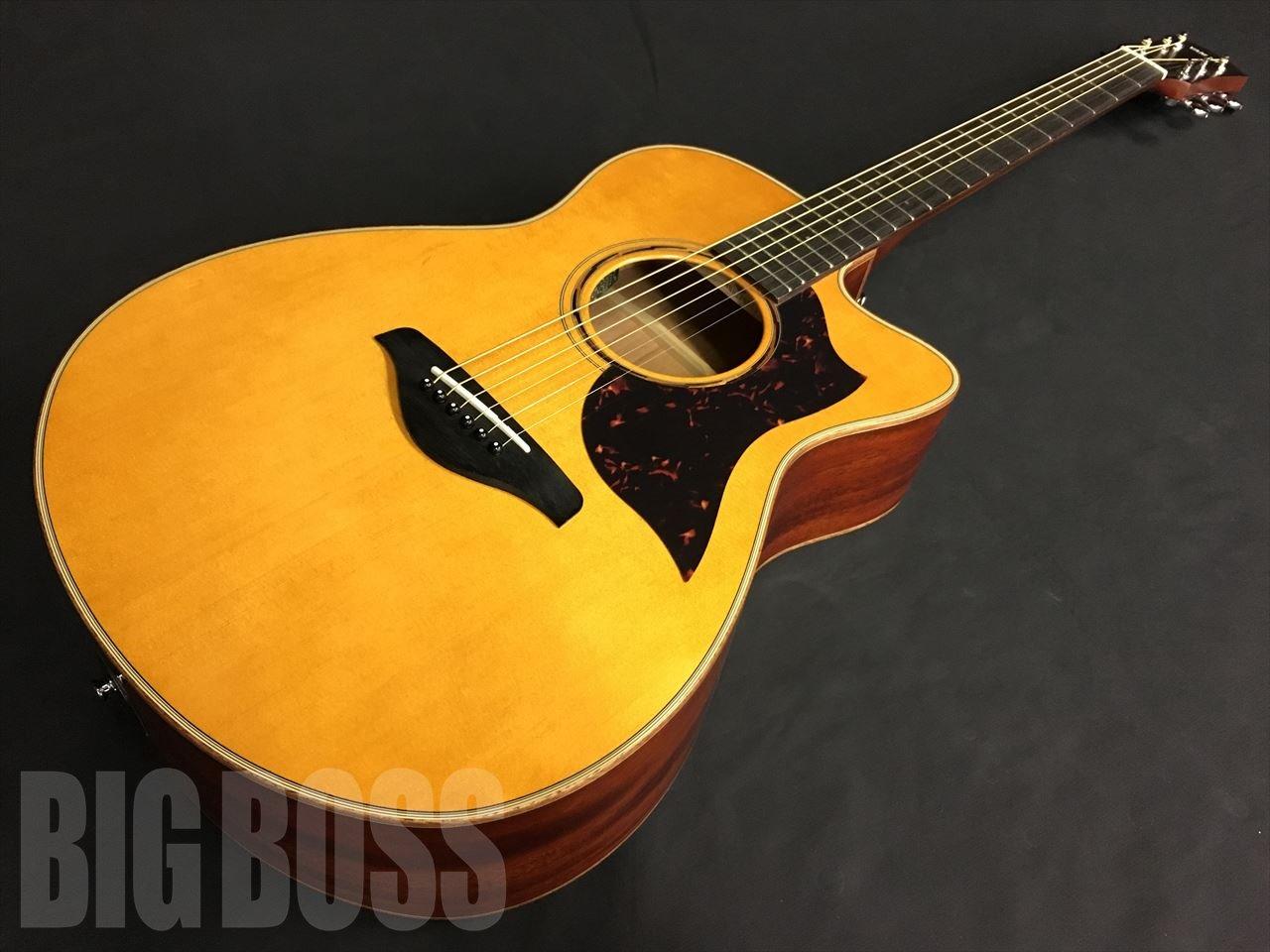 【即納可能】YAMAHA エレアコギター AC3M ARE / VINTAGE NATURAL