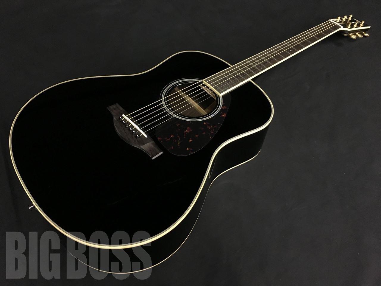 【一部予約!】 【即納可能】YAMAHA エレアコギター LL6 ARE / Black, ナカイニット 63be0df4