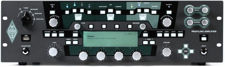 2021人気特価 Kemper Rack Profilling/ Amplifier Profilling/ Rack (ノンパワード)[お取り寄せ], アリゾナフリーダム:fa66ccad --- greencard.progsite.com