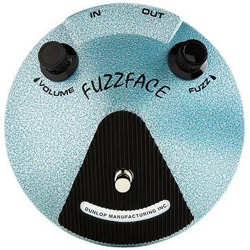 Jim Dunlop / JH-F1 Jimi Hendrix FUZZ FACE
