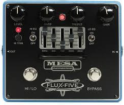 Mesa/Boogie / The FLUX-FIVE