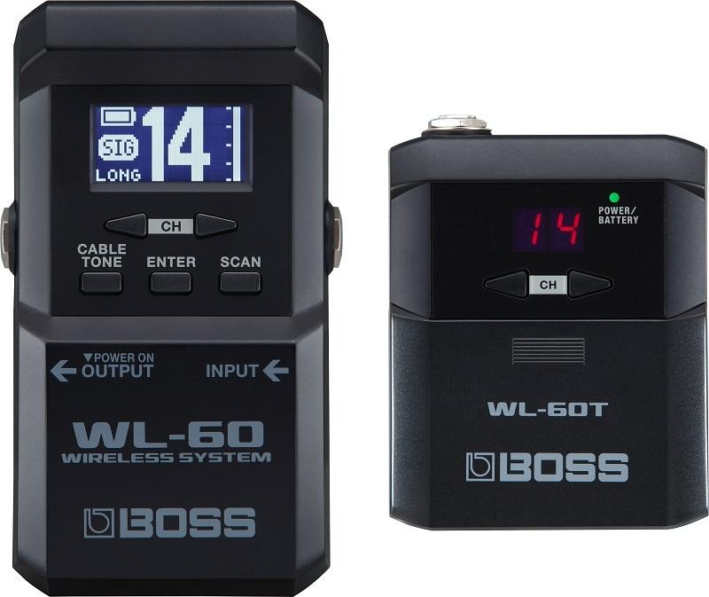 【6月下旬入荷予定】BOSS WL-60 Wireless System
