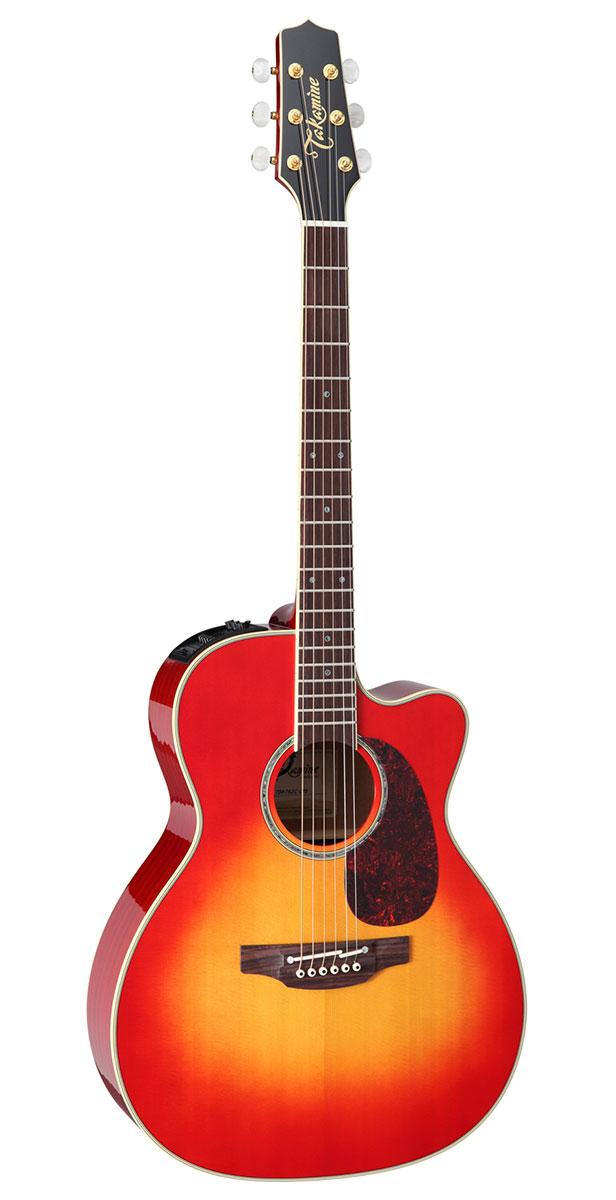 <title>メーカーお取り寄せ品 Takamine 爆安プライス TDP752C CYS エレクトリックアコースティックギター</title>