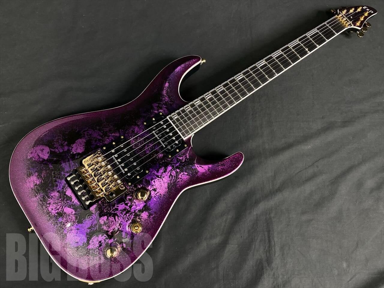 【在庫限り】 【即納可能】ESP HORIZON-PT FR / Sugilite w/Violet Pearl Black, 子供時代 c0ac6e02