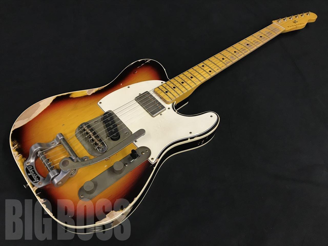【再入荷!】 【ポイント5倍】 Guitars【即納可能】Nash Guitars T63 Bigsby #NG4800 T63 (3TS) #NG4800 [メンテナンス無料], モデルノ:a64670d2 --- eamgalib.ru