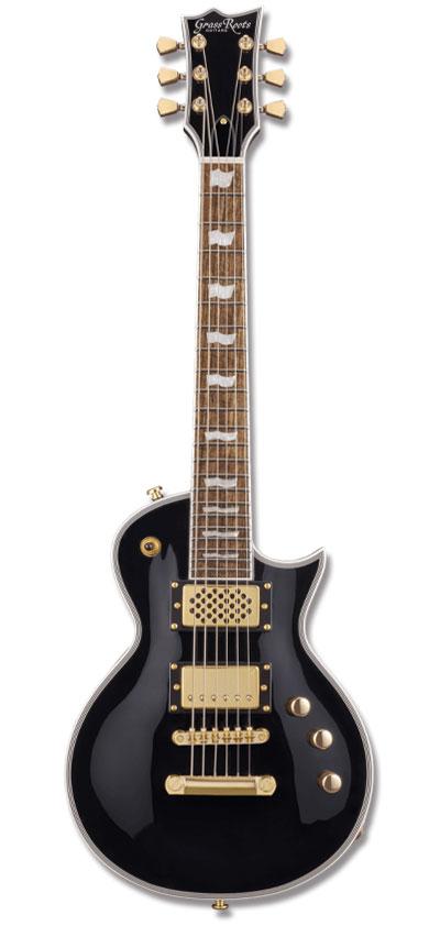 ミニギター GrassRoots G-EC-CTM MINI グラスルーツ エレキギター アンプ内臓 ECタイプ メンテナンス無料 35%OFF 再販ご予約限定送料無料