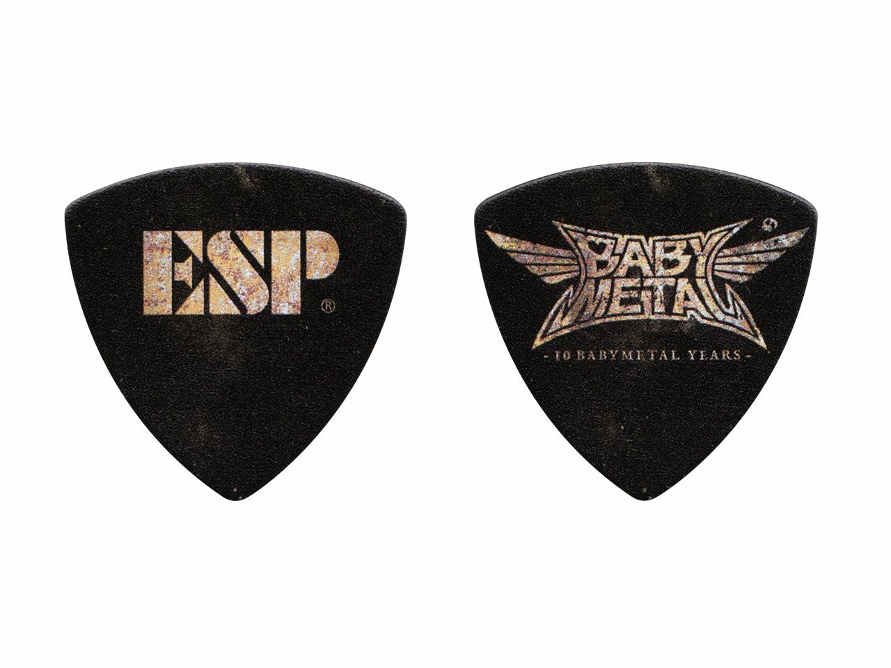 ESP×BABYMETAL Collaboration 売却 Pick ESP PA-BM10 バーゲンセール 10枚Set