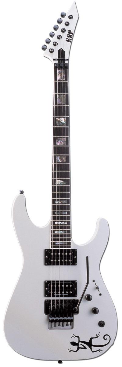 【受注生産】[DUSTAR-3 YUKIモデル]ESP LIZARD SPECIAL [イーエスピー][エレキギター][国産,MADE IN JAPAN]