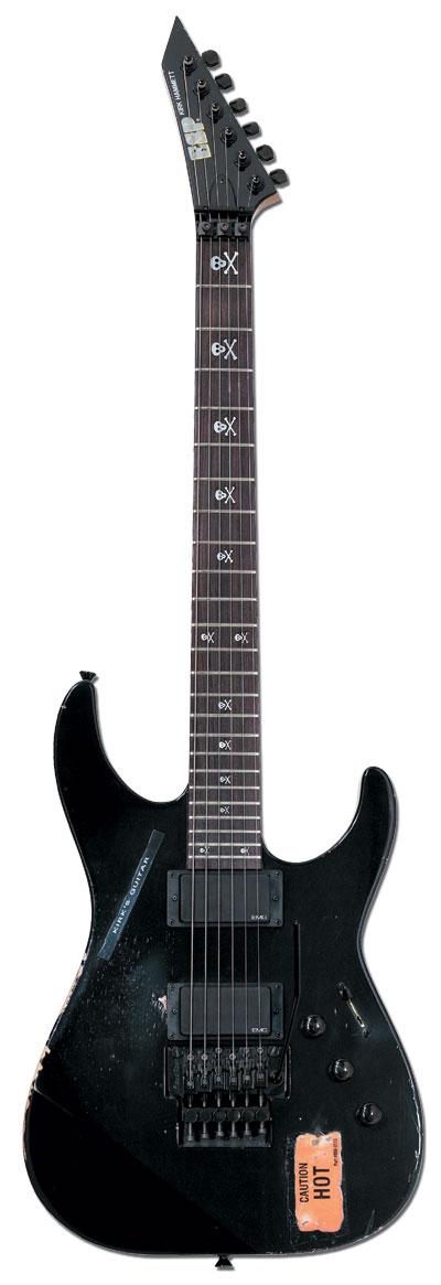 [KIRK HAMMETT METALLICA] ESP KH-2 VINTAGE [イーエスピー][エレキギター][国産,MADE IN JAPAN]