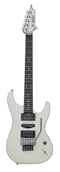 Killer KG-FIDES Custom 22 / White