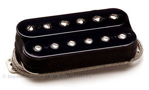 【受注生産:納期5ヶ月】Seymour Duncan Warren DeMartini RTM BRIDGE