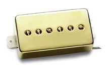 Seymour Duncan SPH90-1Phat Cat /Gold Cover