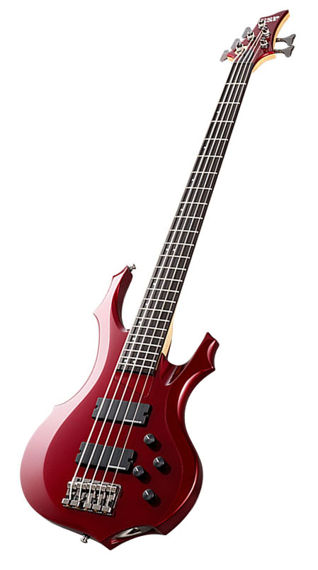 ESP FOREST-STD-SL5/Deep Candy Apple Red
